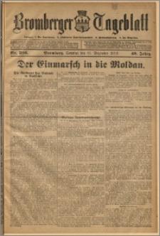 Bromberger Tageblatt. J. 40, 1916, nr 306