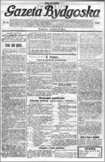 Gazeta Bydgoska 1922.07.27 R.1 nr 22