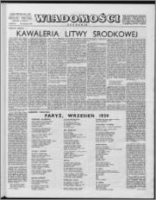 Wiadomości, R. 14 nr 48 (713), 1959