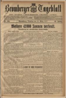 Bromberger Tageblatt. J. 41, 1917, nr 60