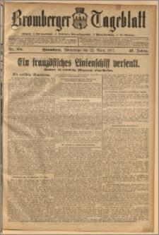 Bromberger Tageblatt. J. 41, 1917, nr 68