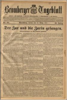 Bromberger Tageblatt. J. 41, 1917, nr 69