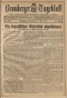 Bromberger Tageblatt. J. 41, 1917, nr 106
