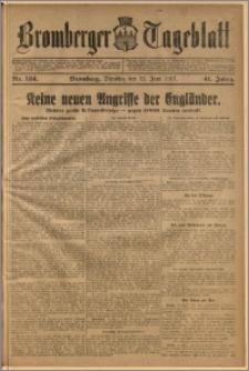 Bromberger Tageblatt. J. 41, 1917, nr 134