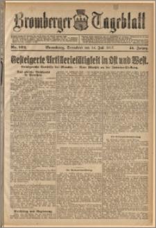 Bromberger Tageblatt. J. 41, 1917, nr 162