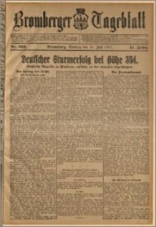 Bromberger Tageblatt. J. 41, 1917, nr 163