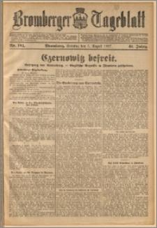 Bromberger Tageblatt. J. 41, 1917, nr 181