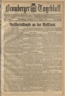 Bromberger Tageblatt. J. 41, 1917, nr 200