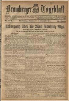 Bromberger Tageblatt. J. 41, 1917, nr 206