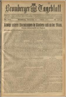 Bromberger Tageblatt. J. 41, 1917, nr 232