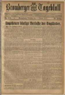 Bromberger Tageblatt. J. 41, 1917, nr 236