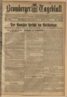 Bromberger Tageblatt. J. 41, 1917, nr 238