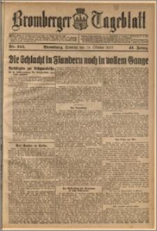 Bromberger Tageblatt. J. 41, 1917, nr 241