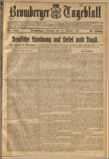 Bromberger Tageblatt. J. 41, 1917, nr 242
