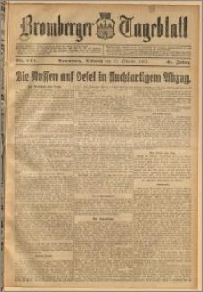 Bromberger Tageblatt. J. 41, 1917, nr 243