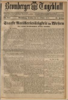Bromberger Tageblatt. J. 41, 1917, nr 247