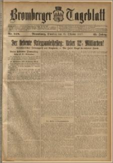 Bromberger Tageblatt. J. 41, 1917, nr 248