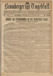 Bromberger Tageblatt. J. 41, 1917, nr 250