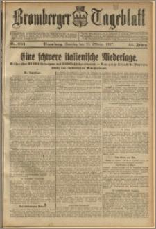 Bromberger Tageblatt. J. 41, 1917, nr 253