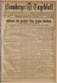 Bromberger Tageblatt. J. 41, 1917, nr 258