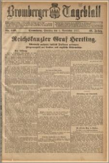 Bromberger Tageblatt. J. 41, 1917, nr 259