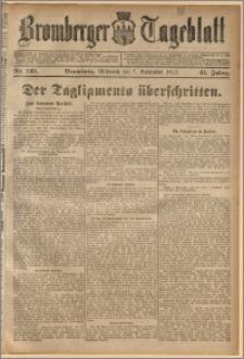 Bromberger Tageblatt. J. 41, 1917, nr 261