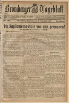 Bromberger Tageblatt. J. 41, 1917, nr 262