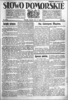 Słowo Pomorskie 1921.05.03 R.1 nr 100
