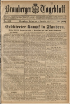 Bromberger Tageblatt. J. 41, 1917, nr 263