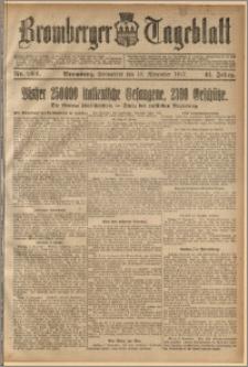 Bromberger Tageblatt. J. 41, 1917, nr 264