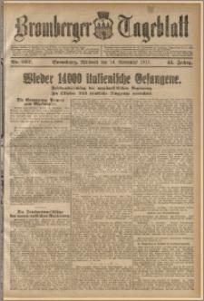Bromberger Tageblatt. J. 41, 1917, nr 267