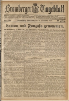 Bromberger Tageblatt. J. 41, 1917, nr 268