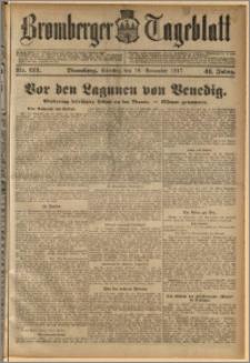 Bromberger Tageblatt. J. 41, 1917, nr 271