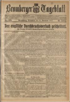 Bromberger Tageblatt. J. 41, 1917, nr 275