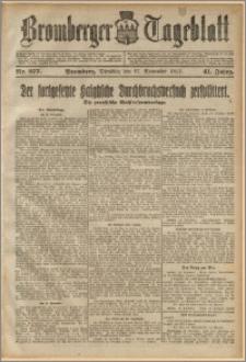 Bromberger Tageblatt. J. 41, 1917, nr 277