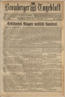 Bromberger Tageblatt. J. 41, 1917, nr 280