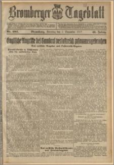 Bromberger Tageblatt. J. 41, 1917, nr 282