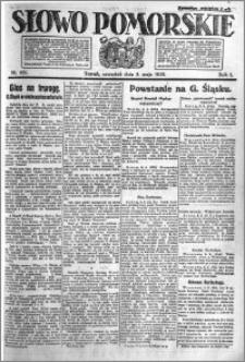 Słowo Pomorskie 1921.05.05 R.1 nr 101