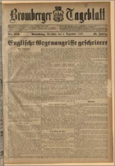 Bromberger Tageblatt. J. 41, 1917, nr 283