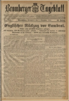 Bromberger Tageblatt. J. 41, 1917, nr 287