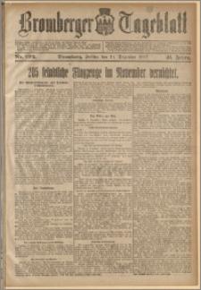 Bromberger Tageblatt. J. 41, 1917, nr 292