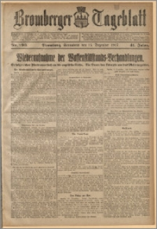 Bromberger Tageblatt. J. 41, 1917, nr 293