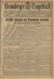 Bromberger Tageblatt. J. 41, 1917, nr 300