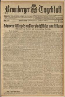 Bromberger Tageblatt. J. 42, 1918, nr 27