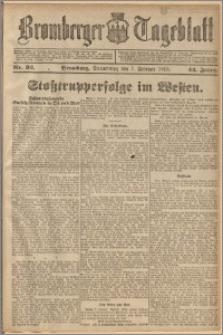 Bromberger Tageblatt. J. 42, 1918, nr 32
