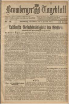 Bromberger Tageblatt. J. 42, 1918, nr 34