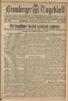 Bromberger Tageblatt. J. 42, 1918, nr 39