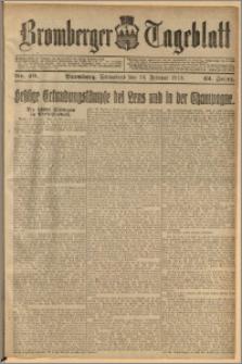 Bromberger Tageblatt. J. 42, 1918, nr 40
