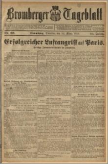 Bromberger Tageblatt. J. 42, 1918, nr 60