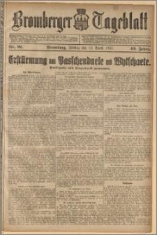 Bromberger Tageblatt. J. 42, 1918, nr 91